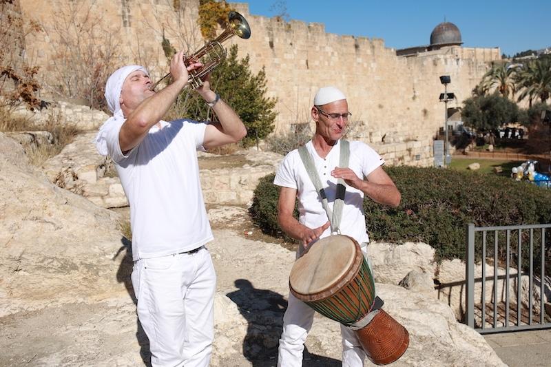 נגנים לבר מצווה בירושלים